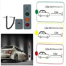 Garage Door Stop Light Home Garage Car Parking System Assist Helper Signal Sensor