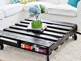 12 charming handmade coffee tables made of pallets more information