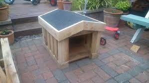 House Made From Pallets How To Build A Small Dog Kennel Out Of Pallets Ste Youtube