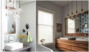 bathroom pendant lighting ideas. create a clean bathroom with the right suspension light 3 home inspiration ideas pendant lighting