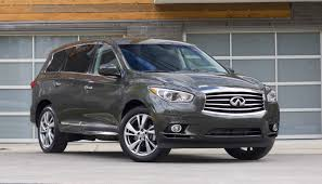 2013 INFINITI JX Review, Ratings, Specs, Prices, and Photos - The ...