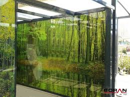 uv printing glass can be laminated