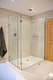 reflection hinge 90º frameless shower door