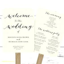 Free Microsoft Word Wedding Program Template Wedding Program Wedding Program Silhouette On Wedding