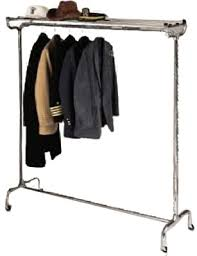 Restaurant Coat Racks COAT RACK CHROME SINGLE 100 L X 100 H Restaurant Equipment and 86