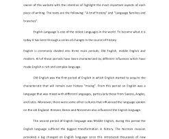 brief essay format com brief essay format
