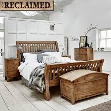 reclaimed bedroom furniture ranges