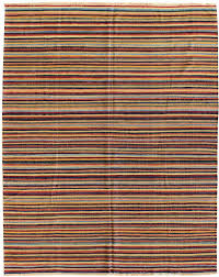 flatwoven rugs striped gallery striped kilim rug hand woven in india