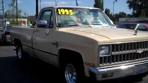1982 CHEVY C10 SCOTTSDALE GEAR DRIVE SOLD!!!~ - YouTube