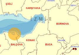 Image result for izmir haritasi