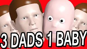 Who s Your Daddy 3 DADS FAIL TO 1 BABY YouTube