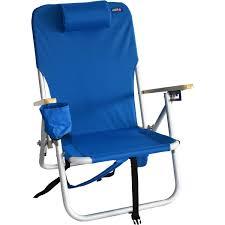 shoulder strap folding beach chair pacific blue beach chairs beach com