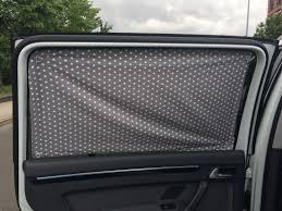 Nähanleitung Sonnenschutz Fürs Auto Nähen Camper Gardinen