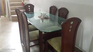 dining table and chairs for sale in karachi. 6 chair glass top dining table - in karachi, pakistan and chairs for sale karachi r