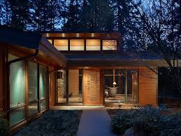 northwest modern home architecture. Plain Architecture Northwest Contemporary Home By FINNE Architects For Modern Architecture