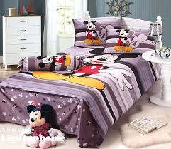mickey mouse twin sheet set bedroom minimalist com mickey mouse bedding duvet cover set new