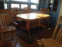 Wts Oak Dining Table 300 Northeastshooterscom Forums