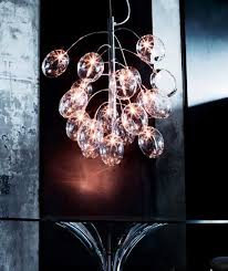 De majo lighting Aria Larger Image Lighting Solutions De Majo Prosecco S19d Modern Suspension Lamp 19 Lights 04196