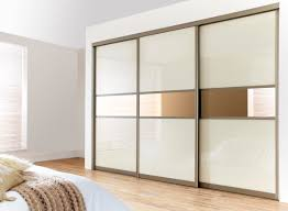 bedroom furniture wardrobes sliding doors. enchanting three sliding white gloss acrylic wardrobe closet door with built in cabinet ideas for bedroom furniture wardrobes doors t