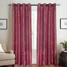 bright red sheer curtain panels dry ideas for the modern