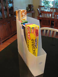 Magazine Holder Uses Magazine Holder Becomes a Kitchen Organizer Pantry Magazine 22