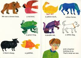Brown Bear Brown Bear What Do You See Words Reading Brown Bear Brown Bear What Do You See Out Loud To Your Kids
