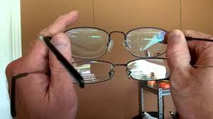 ar coating on glasses photo 1