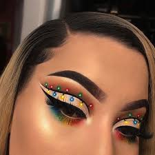 makeup christmas makeup morphe the james charles eyeshadow palette eyeshadow look