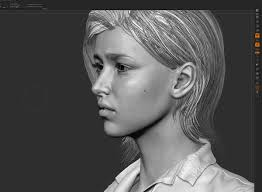 成長したエリーのメイキングthe Last Of Usより 3dtotal 日本