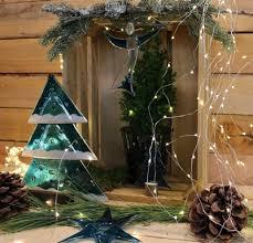 Weihnachten Deko Aus Glas Nachhaltiges Aus Sozialen