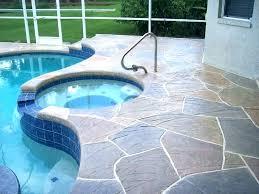 astonishing painting concrete pool decks concrete pool deck color ideas pool deck paint deck paint ideas