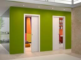 sliding door pocket system eclisse unilaterale regarding doors ideas 18