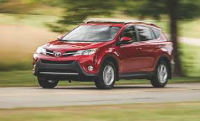 2014 Toyota RAV4 FWD Test | Review | Car and Driver
