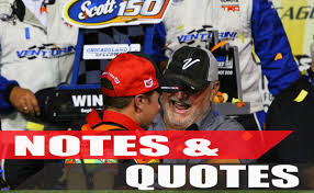 Who Wants A Kiss From Big Bill Youd Be Surprised Arca Racing