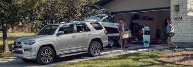 2019 toyota 4runner have a third row