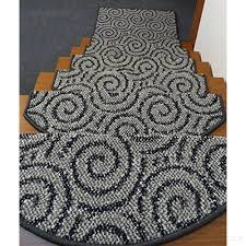 carpet stair treads runner rug pad set of 5 stairs carpet staircase pad self priming self adhesive non slip