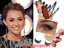 oliviamakeupchannel oliviamakeupchannel miley cyrus makeup hair tutorial celebrity makeup ideas for fall winter 2016