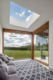 Flushglaze #skylight - daylighting solution! Architect: CaSA architects  Photography: Simon Maxwell