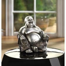 happy sitting buddha statue pier 1