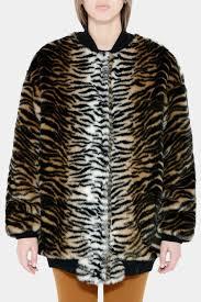 stella mccartney sabine fur free fur coat 1 158