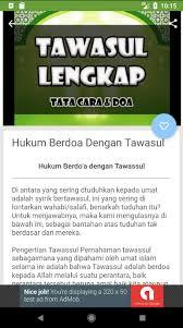 Tawasul lengkap's main feature is tawasul means an intermediary or liaison. Tawasul Lengkap Android Aplikacje Appagg