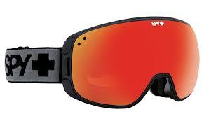 Spy Goggles Lens Chart Spy Optic Bravo Snow Goggles