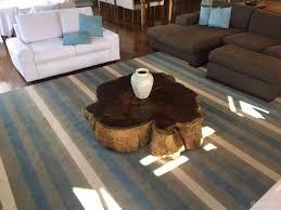 mesa de centro de madeira maciça fabricada de tronco de árvore: Mesa De Centro Rustica Modelos Com Vidro Tronco Redonda E Bolacha Madeirado Mesa De Madeira Rustica