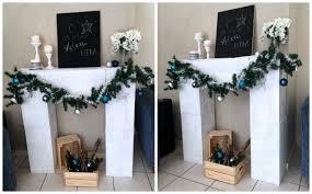 diy box fireplace create magic for kids be a