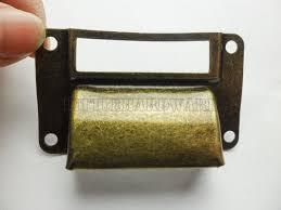 <b>10 Pcs High Quality antique</b> brass cabinet by LittleHardware, $17.99