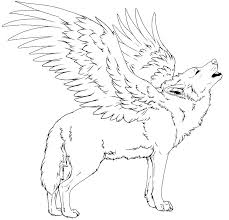 Coloring Pages Of A Wolf Wolf Coloring Pages Wolf Color Page Wolf
