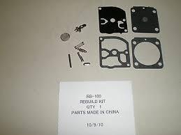 Zama Carb Rebuild Kit Chart Genuine Zama Oem Carburetor Kit Gnd 41 Gnd41 4 28 Picclick