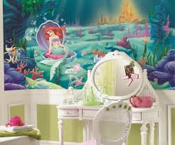 little mermaid wall decor simple little mermaid wall decals