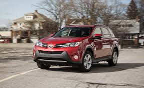 2013 Toyota RAV4 XLE AWD Test   Review   Car and Driver