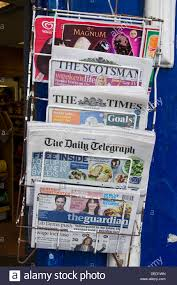 Newspaper rack 1 Wall Mount Selection Of British Daily Newspapers Outside Newsagents Shop On The Royal Mile In Edinburgh Auctions Catawiki Newspaper Rack Stock Photos Newspaper Rack Stock Images Alamy